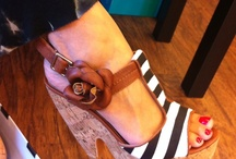 These shoes are made for walking !!!  / by Sherlyn Mckinzie