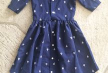 little girl dresses / by Crafty Conner