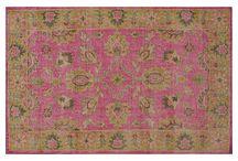 Rugs / by Grace Rose Fabrics