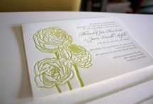 wedding stationery / by Louise Grant