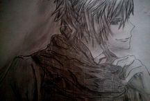My own drawings! / Drawings by me, Henriette :3