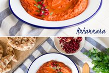 Dips and pastes