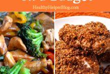 Healthy meals / Healthy meals