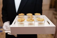 Wedding Reception - Food and Beverages