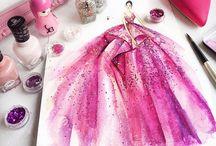 Designe de vestidos