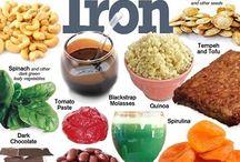 Vegan iron sources
