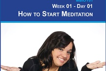 Meditations for the Inner and Outer You / A 10 week eBook meditation program with a guided meditation for every day of the week!