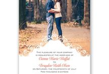 photo wedding invites / Wedding Invitations