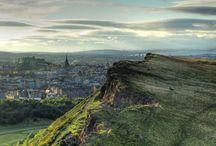Scotland / Country of the brave! När jag får hemlängtan och vill påminna mig om varför jag flyttade hit.