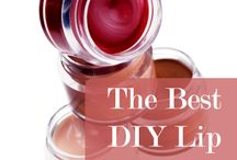 Diy lipbalm ( by Elly Bloe )