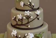 Cakes / by Katelynn Waddell