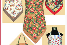 Aprons / by Kerry DeMartini