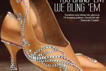 Bellydancing shoes