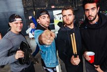 - all - time - low - / just look at these little cuties