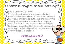 Project Based Learning / by Hillary Hutcheson