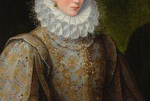 XVI century fashion