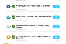 Evernote / by Pat Kemble