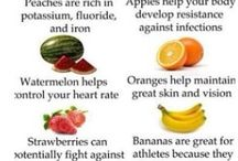 Eat healthy / Veggies , fruits and why there important