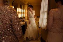 stoke park / Elegant weddings at Stoke Park Hotel wedding venue