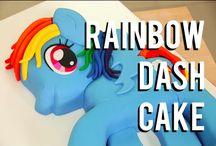 Rainbow Dash Birthday Party Ideas