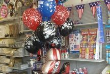 # Balloon Bouquets