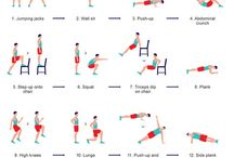 Exercise / by Sara Cangelosi