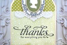 Handmade Cards / All kinds of handmade cards I like around the web.