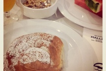 Desayunos. Breakfast
