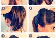 Hair Ideas / Hairstyles and haircuts