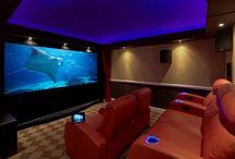 sala de cinema dos sonhos