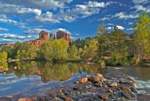 Sedona, Arizona / Travel Photos to Inspire Your Sedona, Arizona Vacation Planning! / by AllTrips