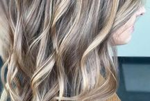 Цвет волос