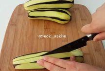 Patlıcanlı yemek