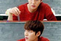 K-dramas & actors