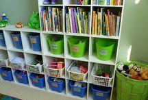 Toy / craft room