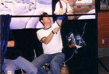 loutkové divadlo - puppet theatre / Nápady pro loutkové divadlo