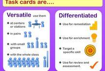 card taks
