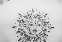 Tatto sole