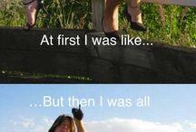 LAUGH!! It's Funny