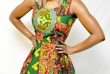 African & Africa Inspired Prints