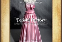 Tenshi Factory's REALHANDMADE! Party Dresses (part 1)