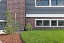 Red Brick House Color Combos
