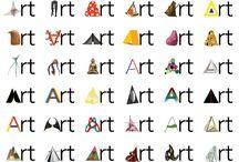 Year 8 Art Logos