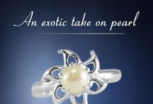 Pearl / Pearl - Best known for its gentle effect in astronomy is your best friend.JewelsArtisan presents exclusive pearl collection for yourself.