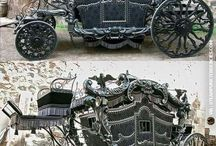 GOTH & DARK VEHICULES