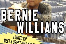 BERNIE WILLIAMS / Former Yankee Bernie Williams isn't just an all-star on the baseball field, he is also an accomplished musician. His music features fusions of jazz, rock and latin rhythms. Live in concert, Bernie Williams is brilliant, charming and infectious. Catch the thrill! Limited number of VIP Meet & Greet tickets available! http://www.thenewtontheatre.com/event/7f40d6aa32242a52b79b78d1457384f6