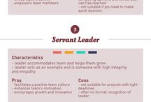 Leadership / Infographics with tips that help you become a better leader. For more visit: https://www.inloox.com/