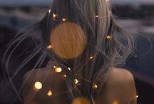 Light photoshoot