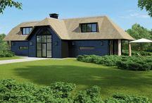 KABAZ - Villa in de natuur / Nieuwbouwwoning ontworpen door de architecten en stylisten van KABAZ.