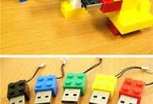 USB Drives / by Amelia-Leonie Bosch